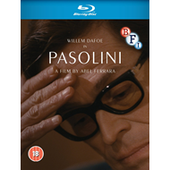Pasolini (UK-import) (BLU-RAY)