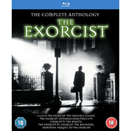 The Exorcist - The Complete Anthology (UK-import) (BLU-RAY)
