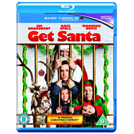 Get Santa (UK-import) (BLU-RAY)