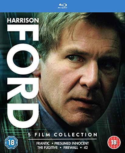 Harrison Ford - 5 Film Collection (UK-import) (BLU-RAY)