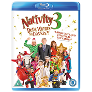 Nativity 3: Dude, Where's My Donkey?! (UK-import) (BLU-RAY)
