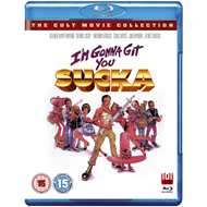 I'm Gonna Git You Sucka (UK-import) (BLU-RAY)