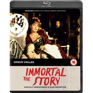 The Immortal Story (UK-import) (BLU-RAY)