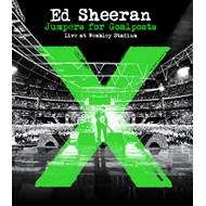 Ed Sheeran - Jumpers For Goalposts: Live At Wembley Stadium (BLU-RAY)