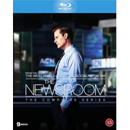 The Newsroom - The Complete Series (BLU-RAY)