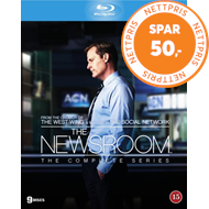 Produktbilde for The Newsroom - The Complete Series (BLU-RAY)