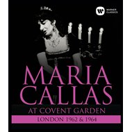 Produktbilde for Maria Callas - At Covent Garden, London 1962 & 1964 (BLU-RAY)