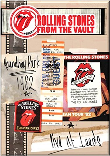 The Rolling Stones From The Vault Roundhay Park Live
