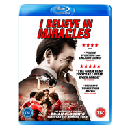 Brian Clough: I Believe In Miracles (UK-import) (BLU-RAY)