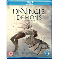 Da Vinci's Demons - Sesong 2 (UK-import) (BLU-RAY)