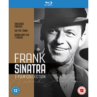 Frank Sinatra - 3-Film Collection (UK-import) (BLU-RAY)