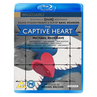 The Captive Heart (UK-import) (BLU-RAY)