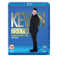 Kevin Bridges - A Whole Different Story (UK-import) (BLU-RAY)