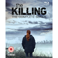 The Killing - The Complete Series (UK-import) (BLU-RAY)
