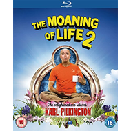 The Moaning Of Life - Sesong 2 (UK-import) (BLU-RAY)