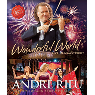 André Rieu - Wonderful World Live In Maastricht (BLU-RAY)