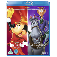 Produktbilde for Fun And Fancy Free / The Adventures Of Ichabod & Mr. Toad (UK-import) (BLU-RAY)