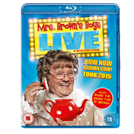 Mrs. Brown's Boys - How Now Mrs. Brown Cow! Tour 2015 (UK-import) (BLU-RAY)