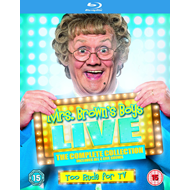 Mrs. Brown's Boys - The Complete Collection (UK-import) (BLU-RAY)