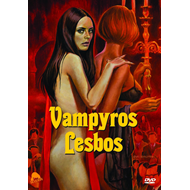 Vampyros Lesbos (UK-import) (BLU-RAY)