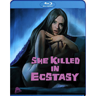 She Killed In Ecstasy (UK-import) (BLU-RAY)