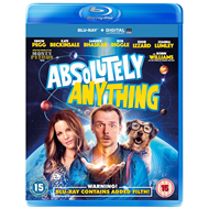 Absolutely Anything (UK-import) (BLU-RAY)