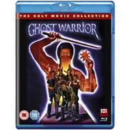Ghost Warrior (UK-import) (BLU-RAY)