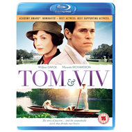Tom & Viv (UK-import) (BLU-RAY)