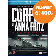 Produktbilde for The Corpse Of Anna Fritz (BLU-RAY)