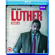 Luther - Sesong 4 (UK-import) (BLU-RAY)