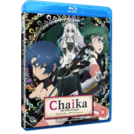 Chaika: The Coffin Princess - Complete Season Collection (UK-import) (BLU-RAY)
