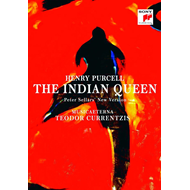 Purcell: The Indian Queen (BLU-RAY)