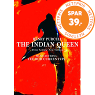 Produktbilde for Purcell: The Indian Queen (BLU-RAY)