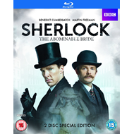 Produktbilde for Sherlock - The Abominable Bride (UK-import) (BLU-RAY)