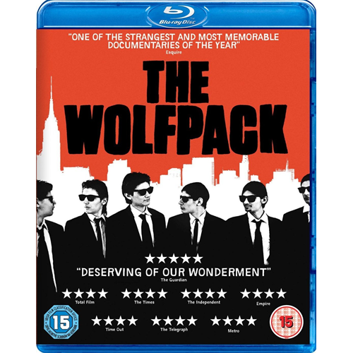 The Wolfpack (UK-import) (BLU-RAY)