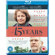 45 Years (UK-import) (BLU-RAY)