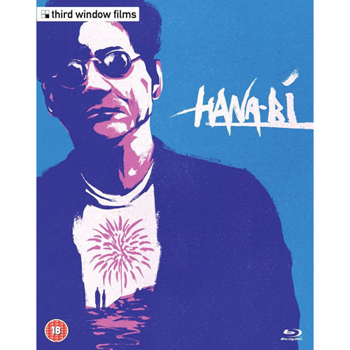 Hana-Bi (UK-import) (BLU-RAY)