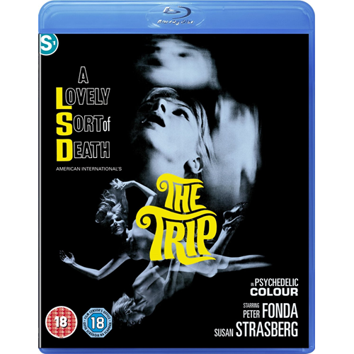 The Trip (UK-import) (BLU-RAY)