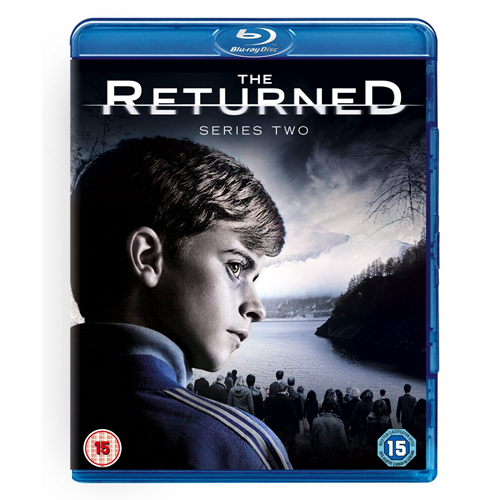 The Returned - Sesong 2 (UK-import) (BLU-RAY)