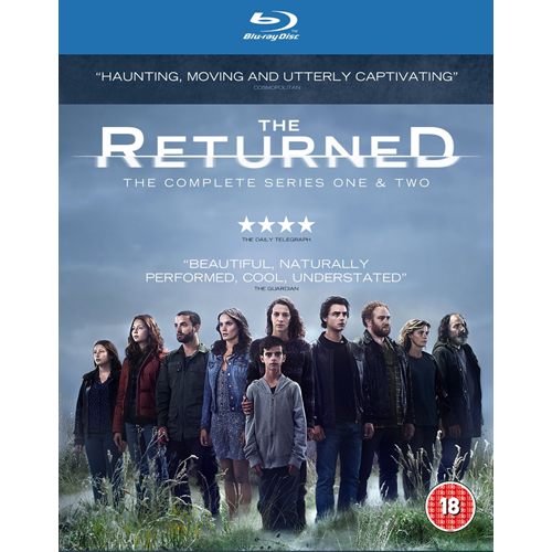 The Returned - Sesong 1 & 2 (UK-import) (BLU-RAY)