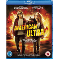 American Ultra (UK-import) (BLU-RAY)