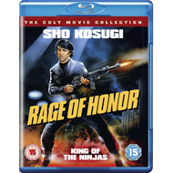 Produktbilde for Rage Of Honor (UK-import) (BLU-RAY)
