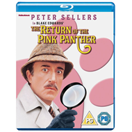 Produktbilde for The Return Of The Pink Panther (UK-import) (BLU-RAY)
