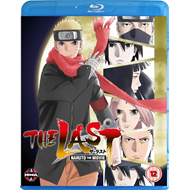 Naruto The Movie - The Last (UK-import) (BLU-RAY)