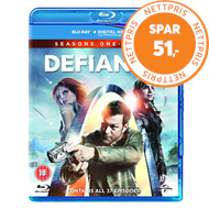 Defiance - Sesong 1 - 3 (UK-import) (BLU-RAY)