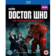 Doctor Who - The Husbands Of River Song: 2015 Christmas Special (UK-import) (BLU-RAY)
