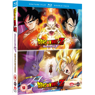 Dragon Ball Z - Resurrection Of F/Battle Of Gods (UK-import) (BLU-RAY)