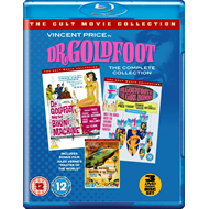 The Dr. Goldfoot Collection (UK-import) (BLU-RAY)