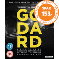 Produktbilde for Godard - The Essential Collection (UK-import) (BLU-RAY)