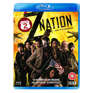 Z Nation - Sesong 2 (UK-import) (BLU-RAY)